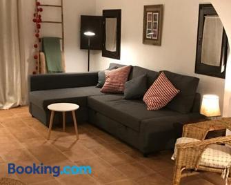 Can Giribets - Sant Ferriol - Living room