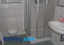 Landgasthof Schubbkoarn's Ruh - Fulda - Bathroom