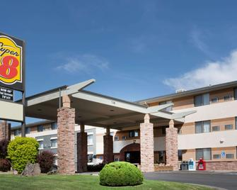 Super 8 by Wyndham Grand Junction Colorado - Grand Junction - Κτίριο