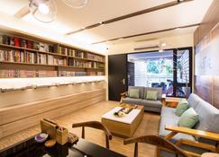 Traveller-Inn Zhongzheng Library - Taitung City - Lounge