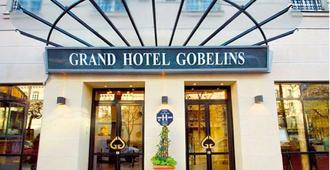 グランド ホテル デ ゴブリン - パリ - 建物