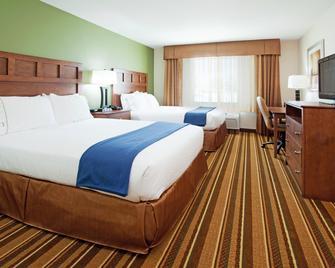 Holiday Inn Express & Suites Los Alamos Entrada Park - Los Alamos - Bedroom