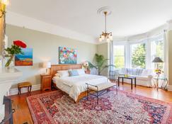 Fairholme Manor - Victoria - Camera da letto