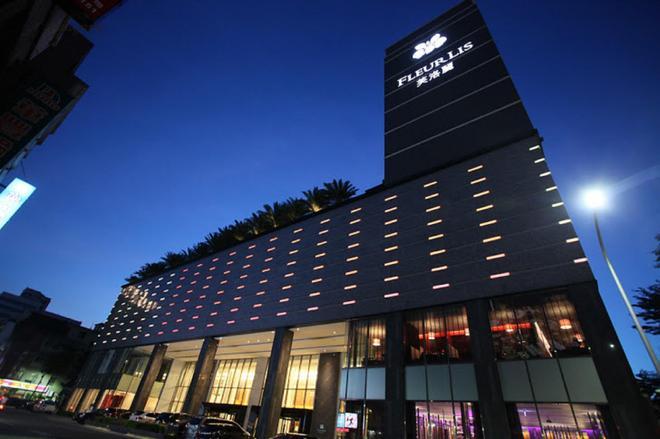 Fleur Lis Hotel Hsinchu - Hsinchu City - Building