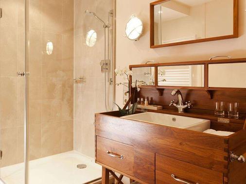柏林阿比翁別墅套房 - 柏林 - 柏林 - 浴室
