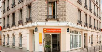 Aparthotel Adagio access Paris Philippe Auguste - Paris - Building