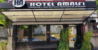 Hotel Amalfi - Asuncion - Building