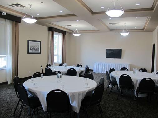 貝斯特韋斯特太平洋旅館 - 威農 - 弗農 - 會議室