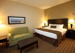 Best Western Pacific Inn - Vernon - Bedroom