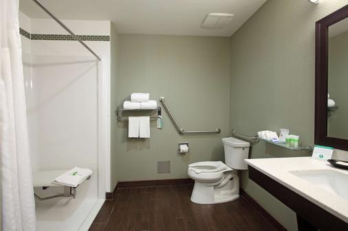 Best Western Pacific Inn - Vernon - Bathroom