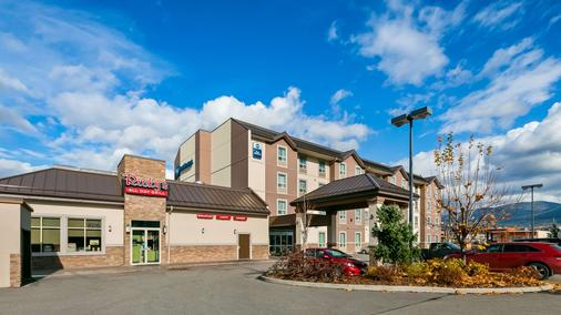 Best Western Pacific Inn - Vernon - Κτίριο