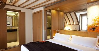 Select Hotel - Paris - Bedroom