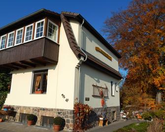 Pension Wiesenhof B&b Heussen Gbr - Templin - Building
