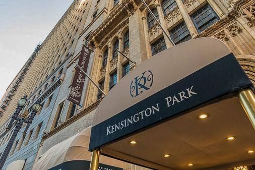 Kensington Park Hotel - San Francisco - Building