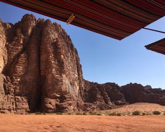 Wadi Rum Desert Colored Camp and Tours - Wadi Rum