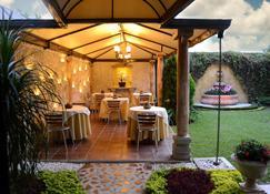 Hostal Villa Toscana - Guatemala City - Restaurant