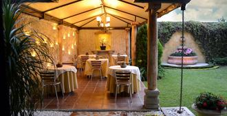Hostal Villa Toscana - גוואטמלה סיטי - מסעדה