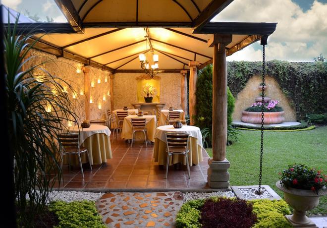 托斯卡納旅舍 - 瓜地馬拉 - 餐廳