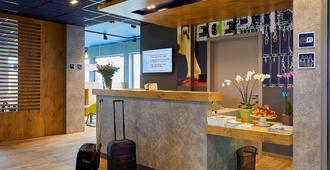 ibis budget Oostende Airport - Middelkerke - Recepción