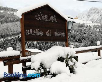 Chalet Stelle Di Neve - Bormio - Edificio