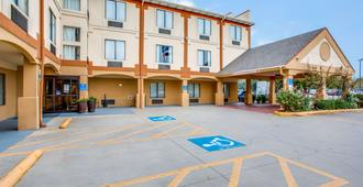 Comfort Inn & Suites Love Field-Dallas Market Center - Dallas - Building