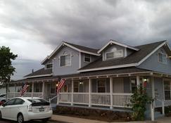 Canyon Country Inn - Williams - Rakennus