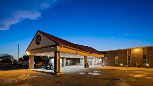 Best Western Ramkota Hotel - Aberdeen - Gebäude