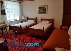 Eva Guesthouse - Gjirokastër - Bedroom