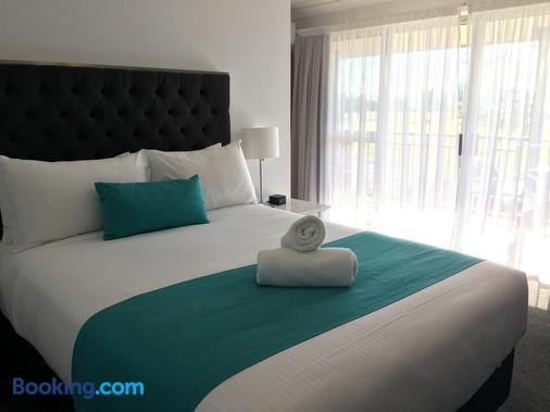 Araluen Motor Lodge - Batemans Bay - Bedroom