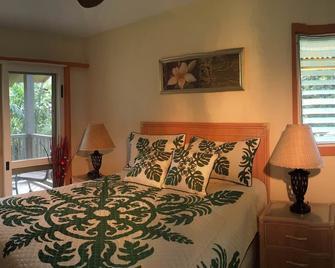 Kailani Suite at Hana Kai Resort - Hana - Bedroom