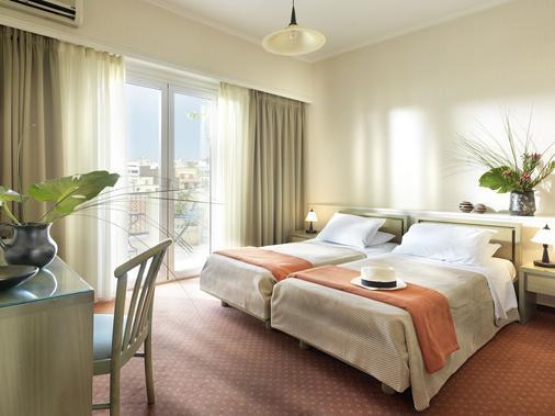 Adrian Hotel - Athens - Bedroom