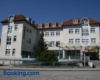 Atrium Hotel - Crimmitschau - Gebouw