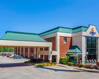 Comfort Inn Douglasville - Douglasville - Building