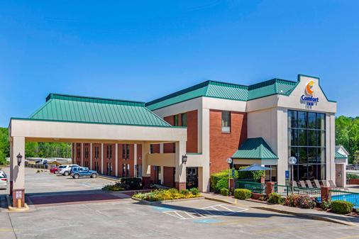 Comfort Inn - Douglasville - Building