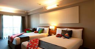Jet Park Hotel Auckland Airport - Auckland - Schlafzimmer