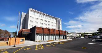 Jet Park Hotel Auckland Airport - Auckland - Rakennus
