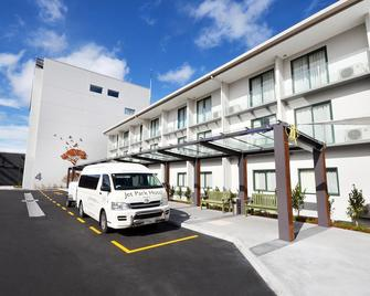 Jet Park Hotel Auckland Airport - Auckland - Building