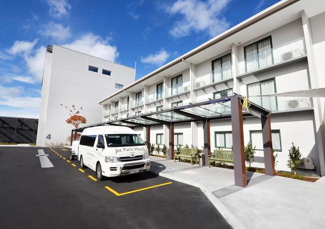 Jet Park Hotel Auckland Airport - Auckland - Bâtiment