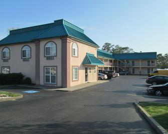 Delux Inn & Suites - Absecon - Edificio