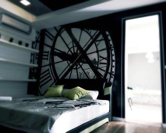 Dream To The Sea Suites - Ashkelon - Bedroom