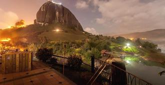 Galería Guatape Hostel - Guatapé - Outdoors view