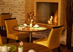 โรงแรม H+ ซูริค - ซูริค - ห้องอาหาร
