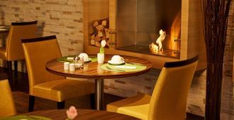 H+ Hotel Zürich - ציריך - חדר אוכל