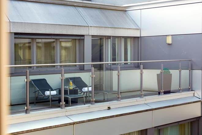 H+ Zuerich - Zürich - Balkon