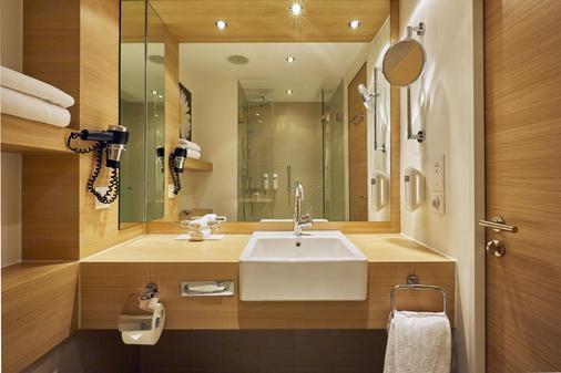 蘇黎世城市華美達酒店 - 蘇黎世 - 蘇黎世 - 浴室