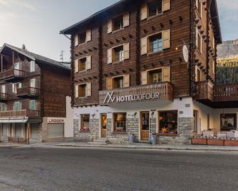 Hotel Dufour - Macugnaga - Gebäude