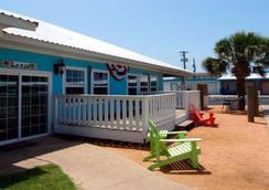 Shark Reef Resort Motel & Cottages - Port Aransas - Θέα στην ύπαιθρο