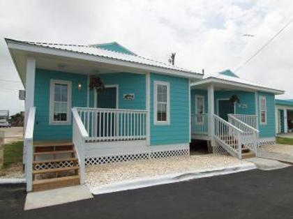 Shark Reef Resort Motel & Cottages - Port Aransas - Κτίριο