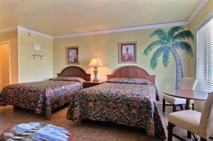 Shark Reef Resort Motel & Cottages - Port Aransas - Κρεβατοκάμαρα