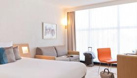 諾富特日內瓦中心酒店 - 日內瓦 - 日內瓦 - 臥室